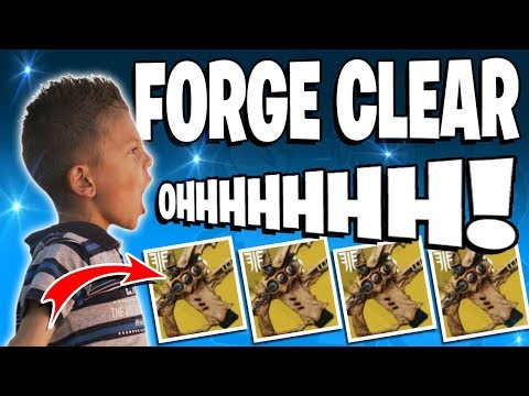 Destiny 2 - 1st Forge Clear FREAKOUT & Reacting To 4x 1000 Voices!! - Top 5 Reactions - Ep 106 thumbnail