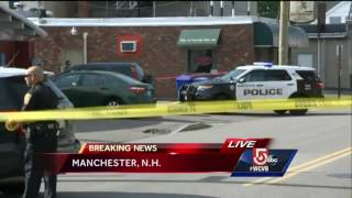 1 killed in double shooting in Manchester