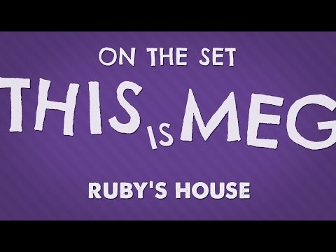 This is Meg :: On the Set   Ruby's House  Indie Film