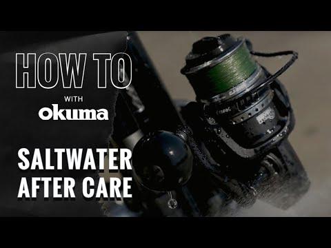 Okuma How - Saltwater After Care