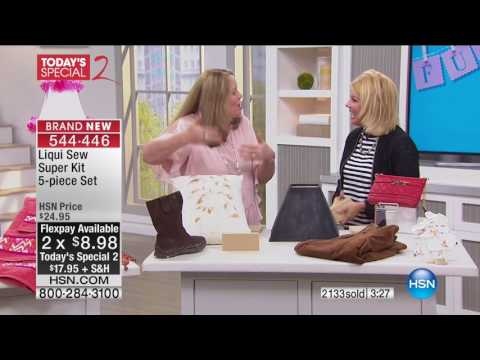 HSN | Crafty Solutions 03.22.2017 - 03 PM