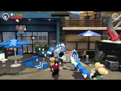 LEGO JURASSIC WORLD |# cap. 6 GAMEPLAY comentado en español ( LET'S PLAY )
