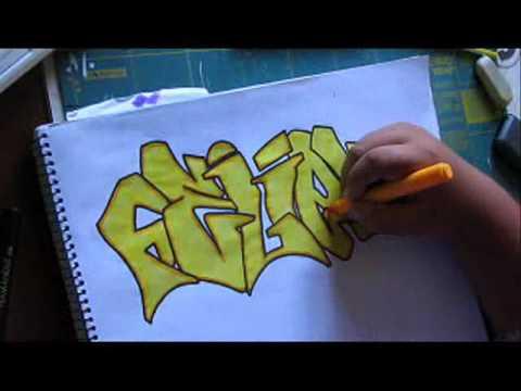 GRAFFITI POSHI felipe  YouTube