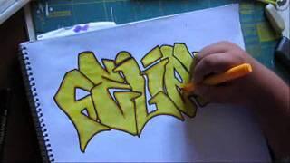 GRAFFITI POSHI (felipe)