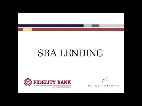 What Is An Sba Loan And How To Use It To Buy A Business Fe