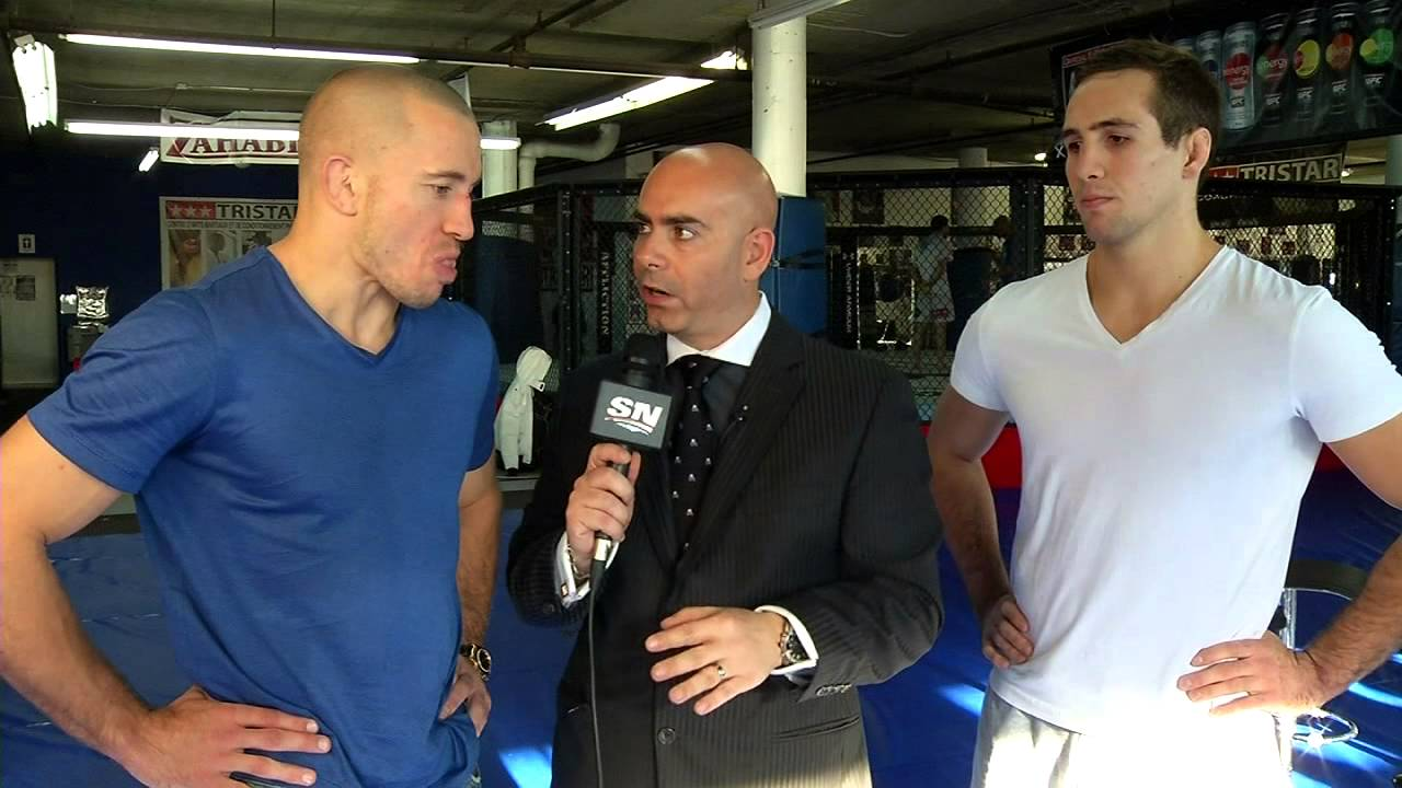 Will Georges StPierre and Rory MacDonald ever fight?