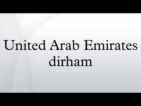 United Arab Emirates Dirham Youtube