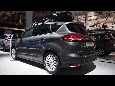 Ford C-Max Titanium 1.5 DV5FC 88kW Diesel Magnetic - Exterior and Interior Lookaround