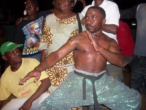 Festival des arts martiaux du 4éme arrond LBV Gabon Part 1