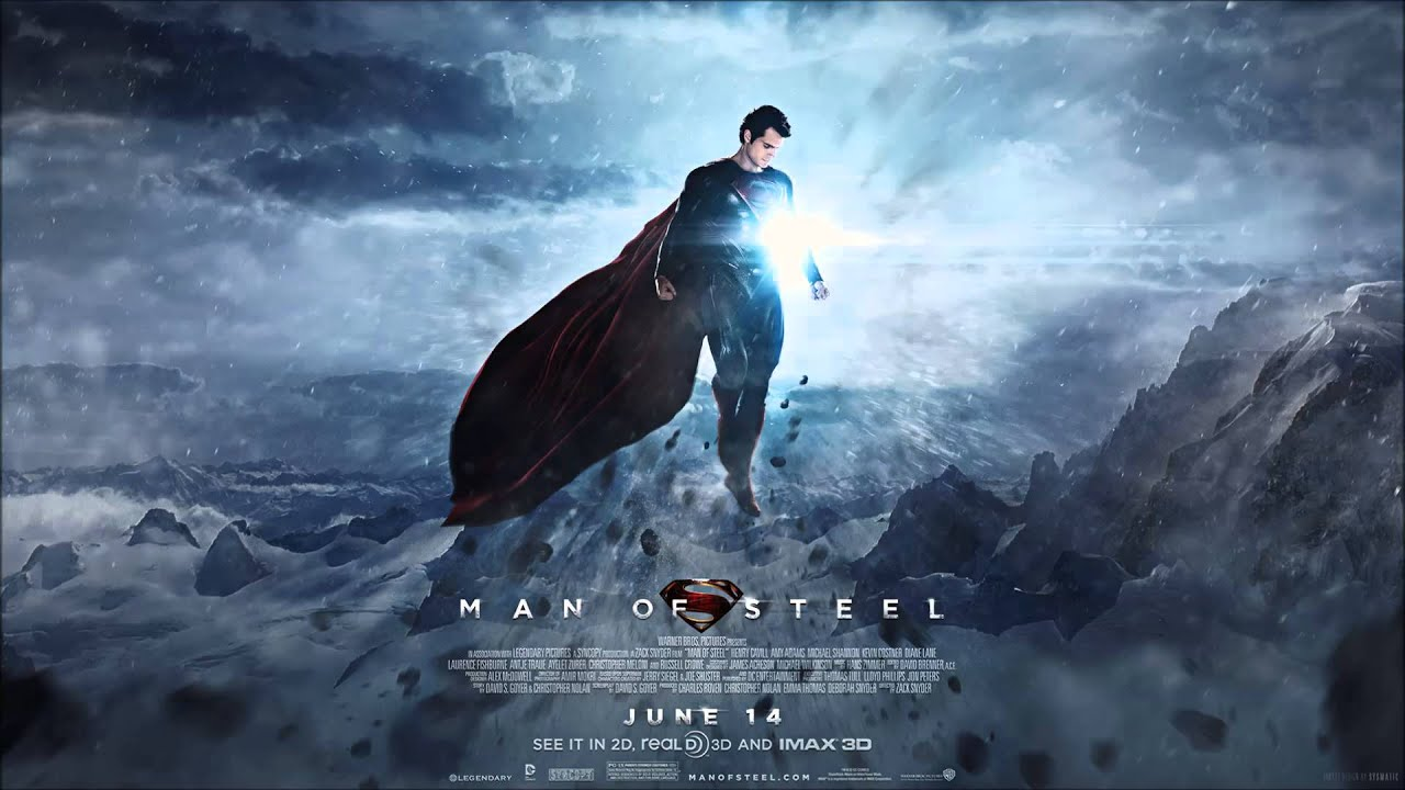 Hans Zimmer Flight Man Of Steel Youtube