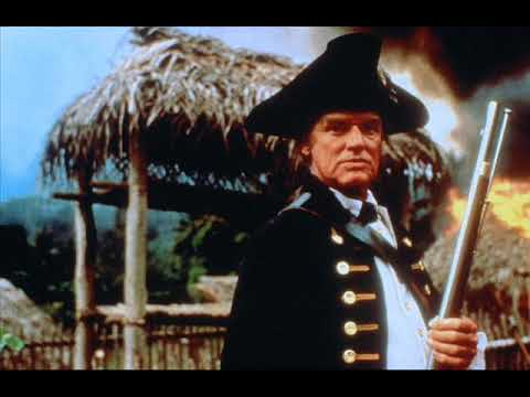 Captain Cook - Overture, Arrival in Tahiti, Captain Cook, Captain's Death, the End