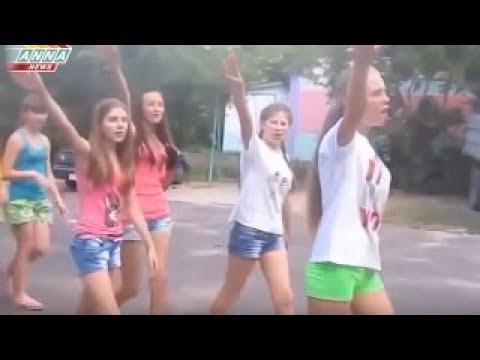 SHOCKING: Ukrainian Fascists Teach Children the Proper Way to Hate Russians