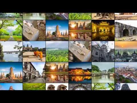 UNESCO World Heritage Sites in ASEAN