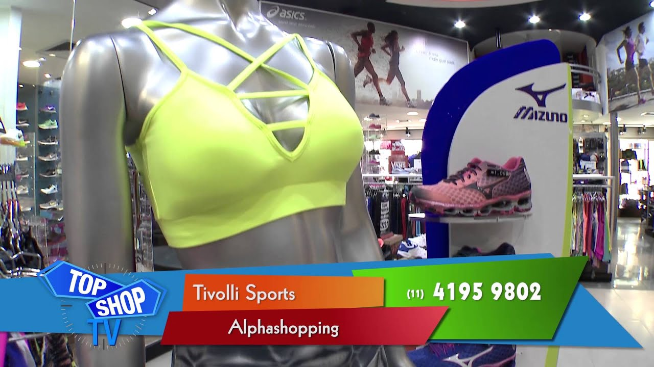 Tivolli Sports - Alphashopping - YouTube f363674d99