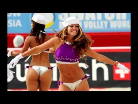 Популярный волейбол
