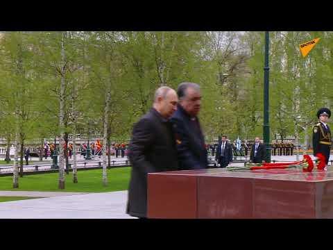 Kızıl Meydan'da 9 Mayıs Zafer Bayramı askeri geçit töreni düzenleniyor