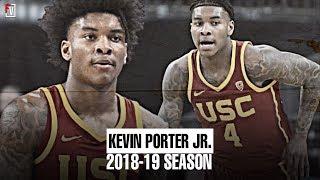 Kevin Porter Jr. USC  Freshmen Season Highlights Montage 2018-19 - James Harden 2.0!