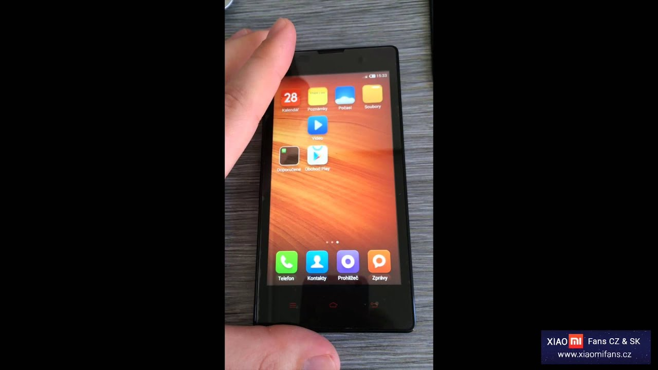 [XiaomiFans] Instalace čistého Androidu na Redmi 1S