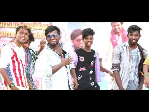 Chennai Gana Prabha | Thalapathy Song Promotion| 2017 |