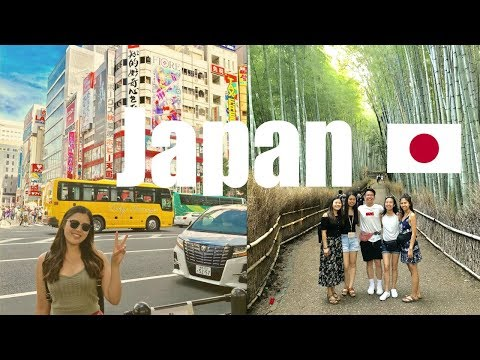 First Time In TOKYO JAPAN! | Japan Travel Vlog (pt 1)
