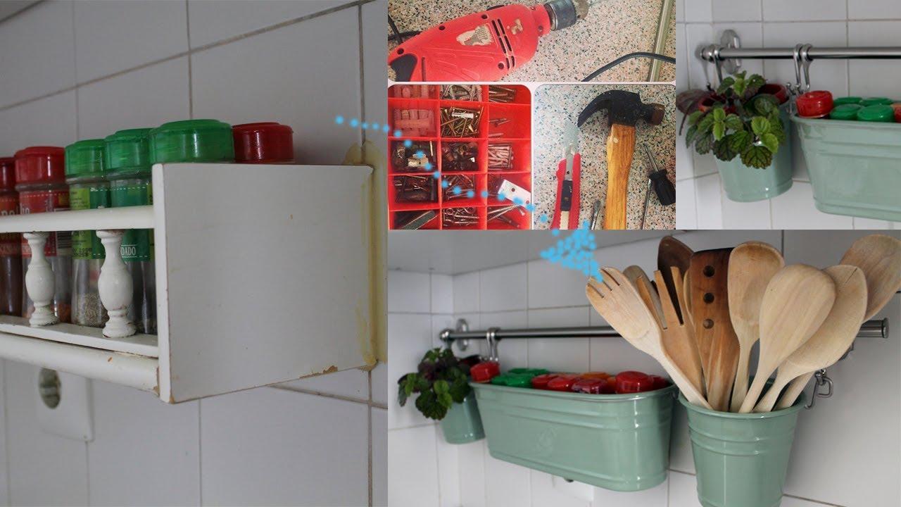 Almacenaje moderno en la cocina - YouTube