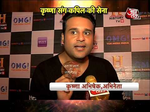 Krushna Abhishek talks about his new show ' The Drama company '