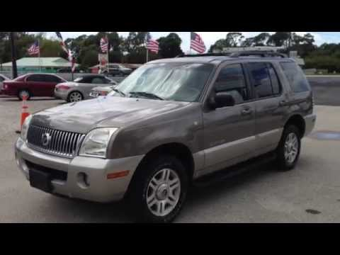 2002 Mercury Mountaineer - View Our Current Inventory At FortMyersWA.com