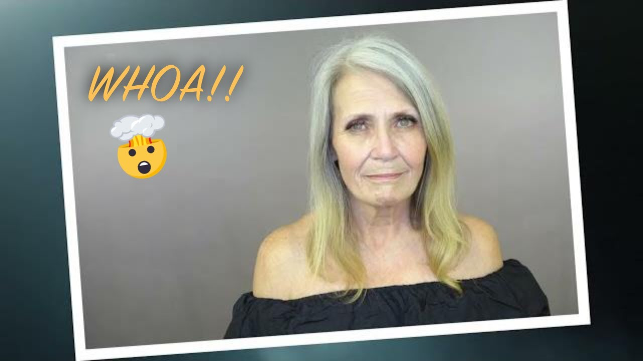 She Ups Her Game For Kids and Grandkids: Power of Pretty® MAKEOVERGUY Makeover