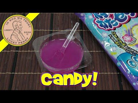 Pachi Pachi Wata Jelly Grape Japanese DIY Candy Kit - Meigum