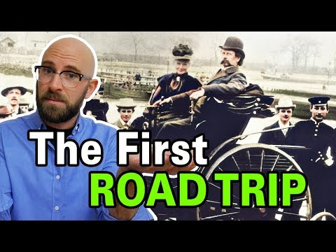 The First Car And The Incredible Road Trip That Saved It From Obscurity