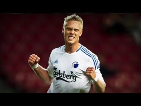 Nicolaj Jørgensen vinder månedens mål