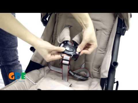 Jetem Elegant Twin, коляска для двойни - YouTube