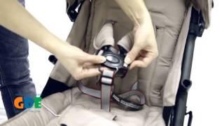 Коляска трость Jetem Concept(Видео коляски трость Jetem Concept. Данную коляску можно купить в интернет магазине детских товаров в Перми www.magazi..., 2013-05-11T03:55:02.000Z)