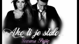 Jovana Pajic feat Mirko Gavric - AKO TI JE STALO - by MIRACO