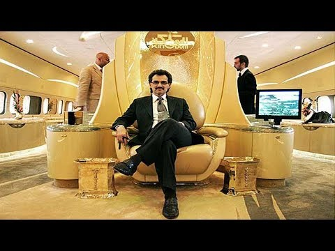 5 Orang Paling Kaya Di Arab Saudi Lebih Kaya Dari Raja Salman