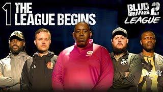 THE LEAGUE BEGINS | EPISODE 1 | BLUD BRUVVAS 2