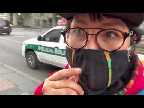 TOQUE DE QUEDA EN BOLIVIA POR ELECCIONES PRESIDENCIALES DE MAÑANA. COBERTURA ESPECIAL SIN CENSURA