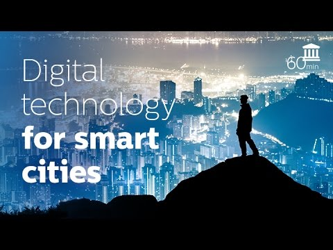 Digital technology in smart cities (Monica Woodley)