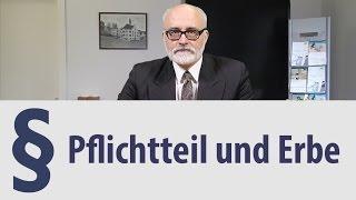 Pflichtteil | Rechtsanwalt | Heidelberg | Erbrecht