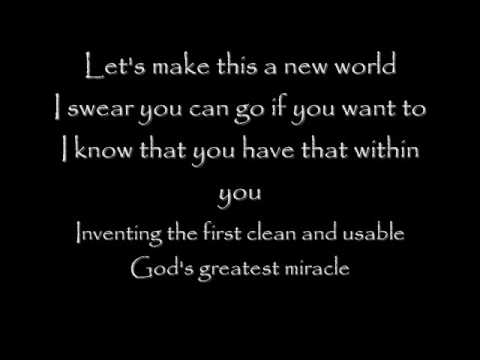Secret Crowds- Angels & Airwaves (lyrics)