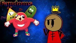 Fandoms Animation (By.KingMunch)