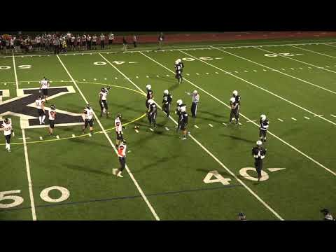 Kiski Football v. The Linsly School (11-3-17)
