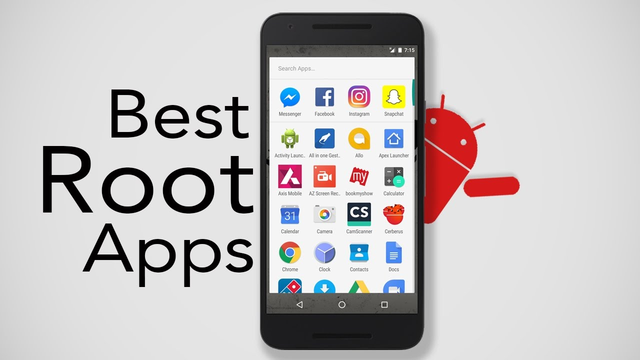 Top Ten Free Apps For Android