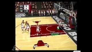 NBA ShootOut 2003 PlayStation 2 Gameplay_2002_09_12_11