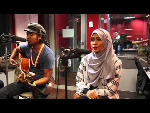 Memori Berkasih- Siti Nordiana ft Lan Kristal Live @ Carta Hits Gegar
