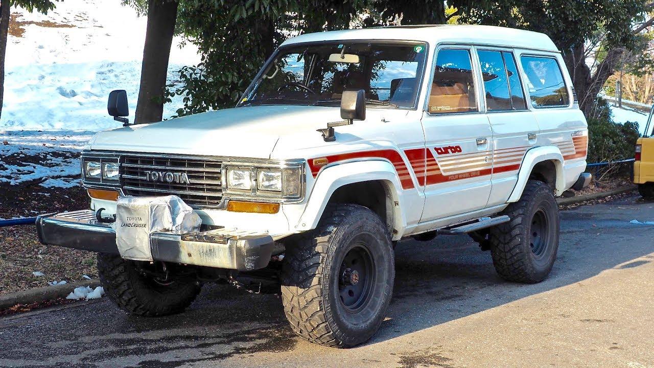 1988 Land Cruiser Turbo Diesel 5