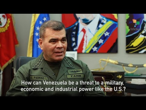 Empire Files: Head of Venezuela National Guard on Insurgency & US Threats