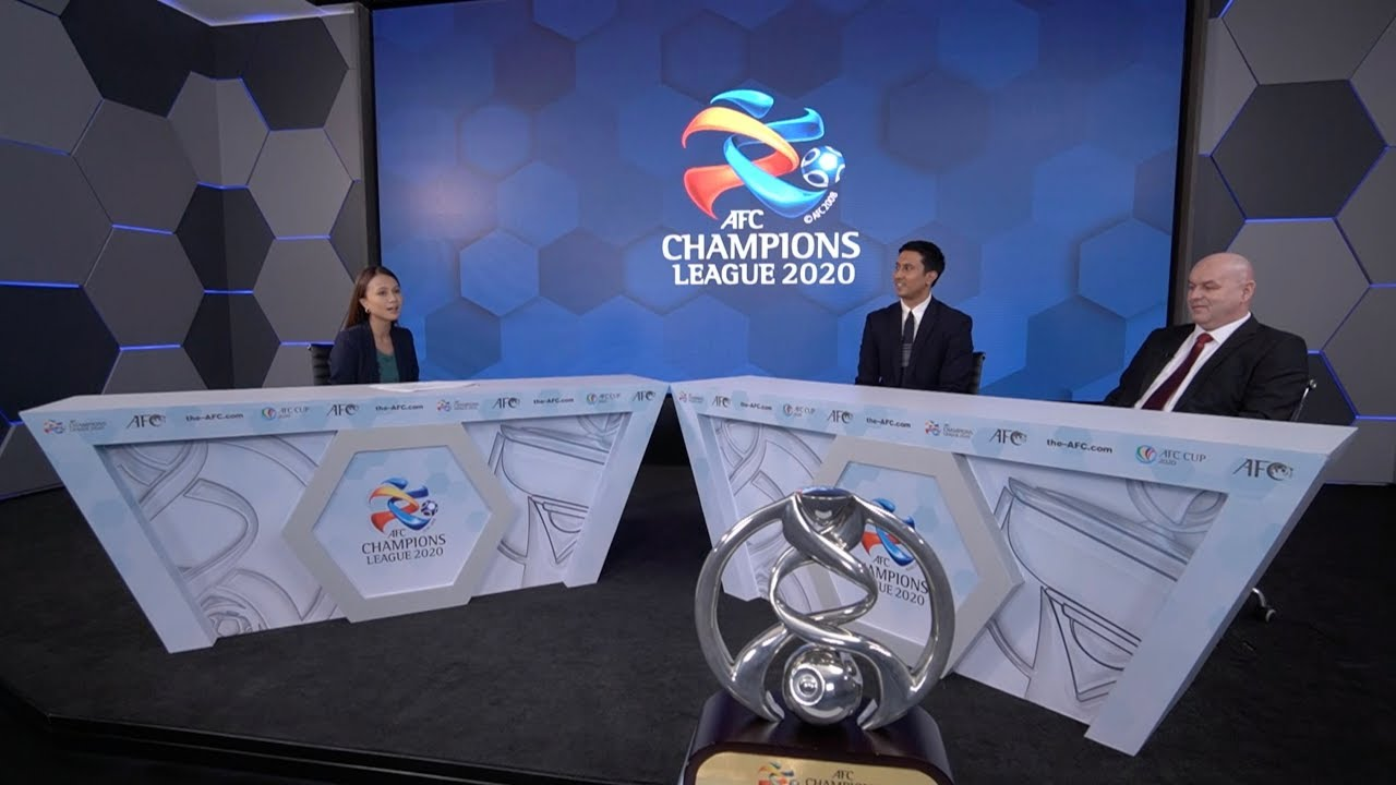 AFC Cup & ACL 2020 – Pre Draw Show
