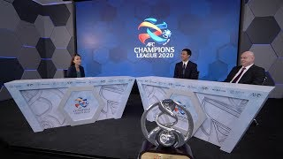 AFC Cup & ACL 2020 - Pre Draw Show