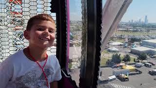 2021 Ferris Wheel OK State Fair